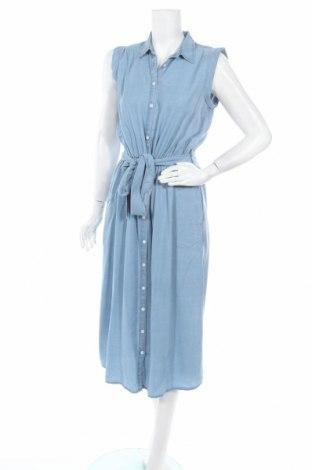 Φόρεμα Banana Republic, Μέγεθος S, Χρώμα Μπλέ, Τενσελ, Τιμή 52,27€