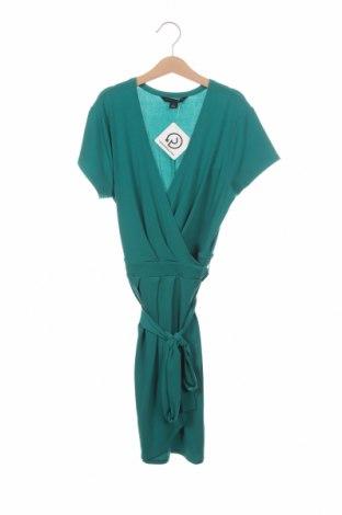 Φόρεμα Banana Republic, Μέγεθος XS, Χρώμα Πράσινο, 95% πολυεστέρας, 5% ελαστάνη, Τιμή 26,91€