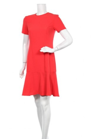 Рокля Carolina Cavour, Размер M, Цвят Червен, Полиестер, Цена 86,00лв.