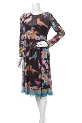 Φόρεμα Desigual, Μέγεθος XL, Χρώμα Πολύχρωμο, 94% πολυαμίδη, 6% ελαστάνη, Τιμή 57,60€