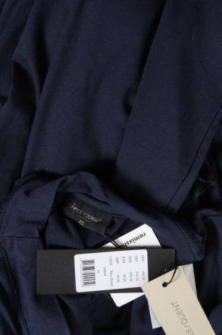 Рокля Free Quent, Размер XS, Цвят Син, 95% вискоза, 5% еластан, Цена 24,97лв.
