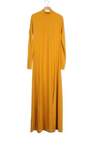 Рокля Glamorous, Размер XS, Цвят Жълт, 84% полиестер, 16% еластан, Цена 53,40лв.