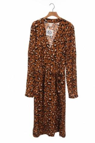 Φόρεμα H&M, Μέγεθος XS, Χρώμα Πολύχρωμο, Βισκόζη, Τιμή 17,63€