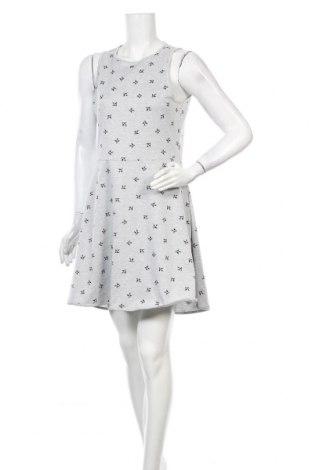 Φόρεμα H&M Divided, Μέγεθος L, Χρώμα Γκρί, 97% πολυεστέρας, 3% ελαστάνη, Τιμή 12,53€