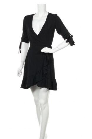 Φόρεμα H&M Divided, Μέγεθος S, Χρώμα Μαύρο, 97% πολυεστέρας, 3% ελαστάνη, Τιμή 14,84€