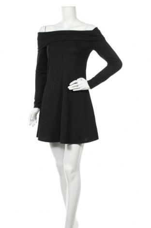Φόρεμα H&M Divided, Μέγεθος M, Χρώμα Μαύρο, 93% πολυεστέρας, 7% ελαστάνη, Τιμή 7,14€