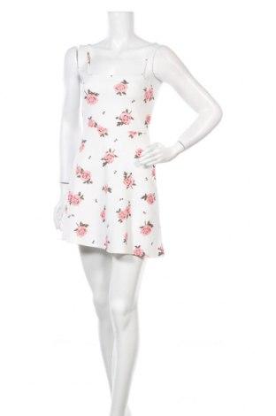 Φόρεμα H&M Divided, Μέγεθος S, Χρώμα Λευκό, 95% πολυεστέρας, 5% ελαστάνη, Τιμή 12,99€