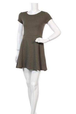 Φόρεμα H&M Divided, Μέγεθος M, Χρώμα Πράσινο, 98% πολυεστέρας, 2% ελαστάνη, Τιμή 7,45€