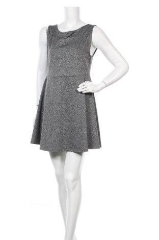 Φόρεμα H&M Divided, Μέγεθος L, Χρώμα Γκρί, 95% πολυεστέρας, 5% ελαστάνη, Τιμή 5,74€