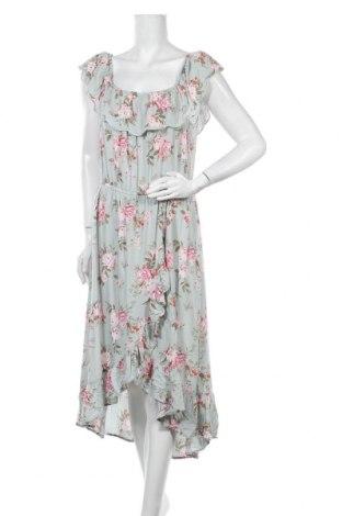 Φόρεμα H&M Divided, Μέγεθος XL, Χρώμα Πολύχρωμο, Βισκόζη, Τιμή 17,11€