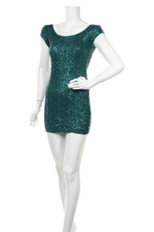 Φόρεμα H&M Divided, Μέγεθος XS, Χρώμα Πράσινο, Πολυεστέρας, Τιμή 14,84€