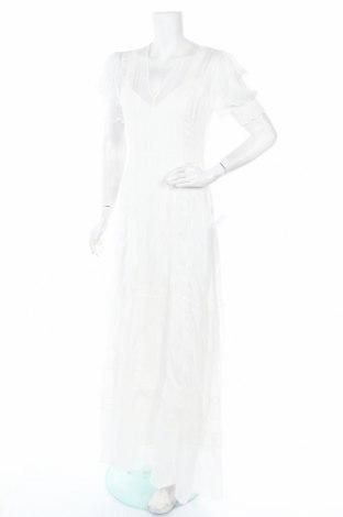 Рокля Ivy & Oak, Размер S, Цвят Бял, Вискоза, Цена 119,25лв.
