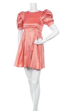 Рокля Kling, Размер M, Цвят Розов, Полиестер, Цена 20,70лв.