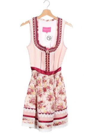 Рокля Kruger, Размер XS, Цвят Розов, 100% памук, Цена 32,11лв.