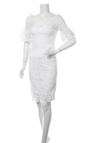 Рокля Paper Doll, Размер S, Цвят Бял, Полиестер, Цена 37,12лв.