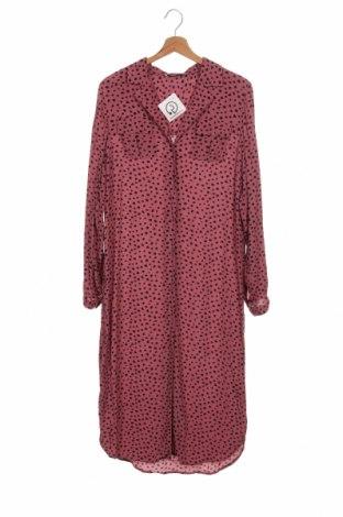 Φόρεμα Pieces, Μέγεθος XS, Χρώμα Ρόζ , Βισκόζη, Τιμή 18,70€