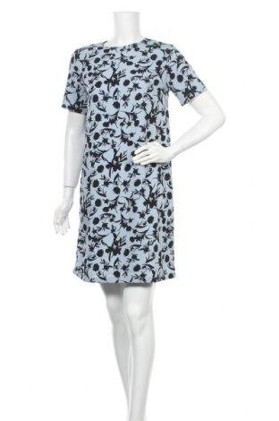 Φόρεμα Pieces, Μέγεθος S, Χρώμα Μπλέ, Πολυεστέρας, Τιμή 20,10€