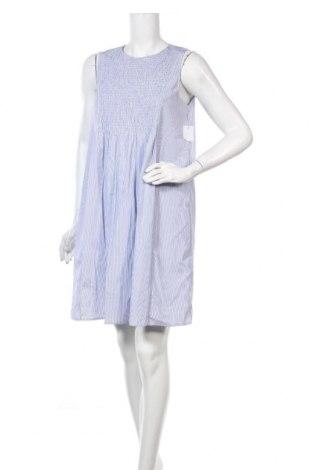 Φόρεμα Reserved, Μέγεθος M, Χρώμα Μπλέ, 65% πολυεστέρας, 35% βαμβάκι, Τιμή 26,91€