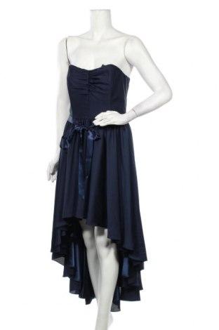 Φόρεμα Swing, Μέγεθος M, Χρώμα Μπλέ, Πολυεστέρας, Τιμή 20,52€