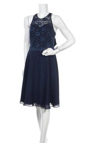 Šaty  Swing, Velikost S, Barva Modrá, Polyester, Cena  490,00Kč