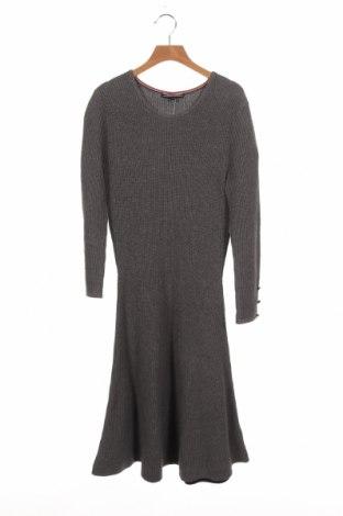 Φόρεμα Tommy Hilfiger, Μέγεθος XS, Χρώμα Γκρί, Βαμβάκι, Τιμή 31,18€