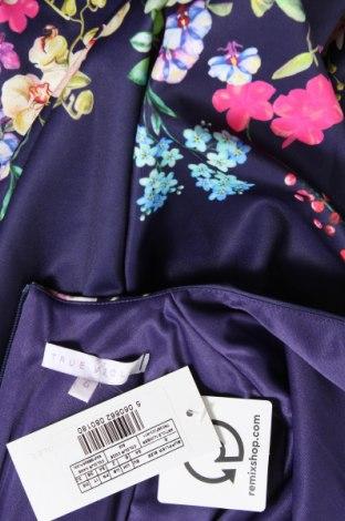 Рокля True Violet, Размер XS, Цвят Лилав, 95% полиестер, 5% еластан, Цена 66,75лв.