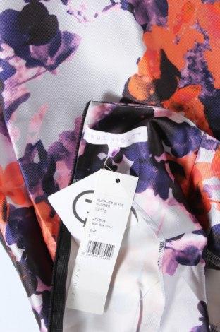 Рокля True Violet, Размер S, Цвят Многоцветен, Полиестер, Цена 66,75лв.