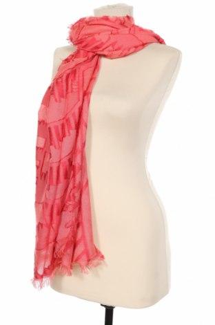 Κασκόλ Desigual, Χρώμα Ρόζ , Βισκόζη, Τιμή 22,81€