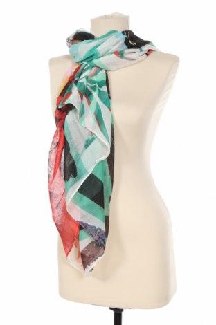Κασκόλ Desigual, Χρώμα Πολύχρωμο, Πολυεστέρας, Τιμή 22,81€