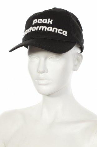 Καπέλο Peak Performance, Χρώμα Μαύρο, Βαμβάκι, Τιμή 22,99€