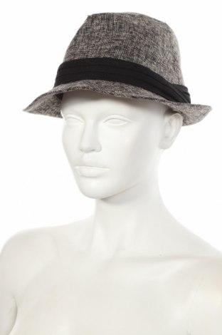 Καπέλο Zara Man, Χρώμα Γκρί, 76% πολυεστέρας, 24% βισκόζη, Τιμή 13,64€