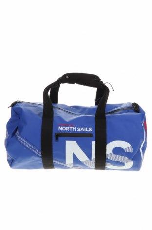Τσάντα ταξιδίου North Sails, Χρώμα Μπλέ, Πολυουρεθάνης, Τιμή 62,63€