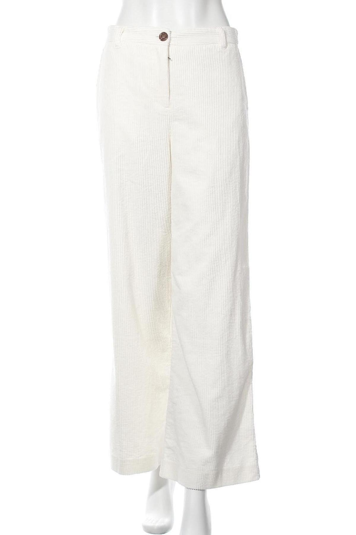 Дамски джинси B.Young, Размер M, Цвят Бял, Памук, Цена 19,53лв.