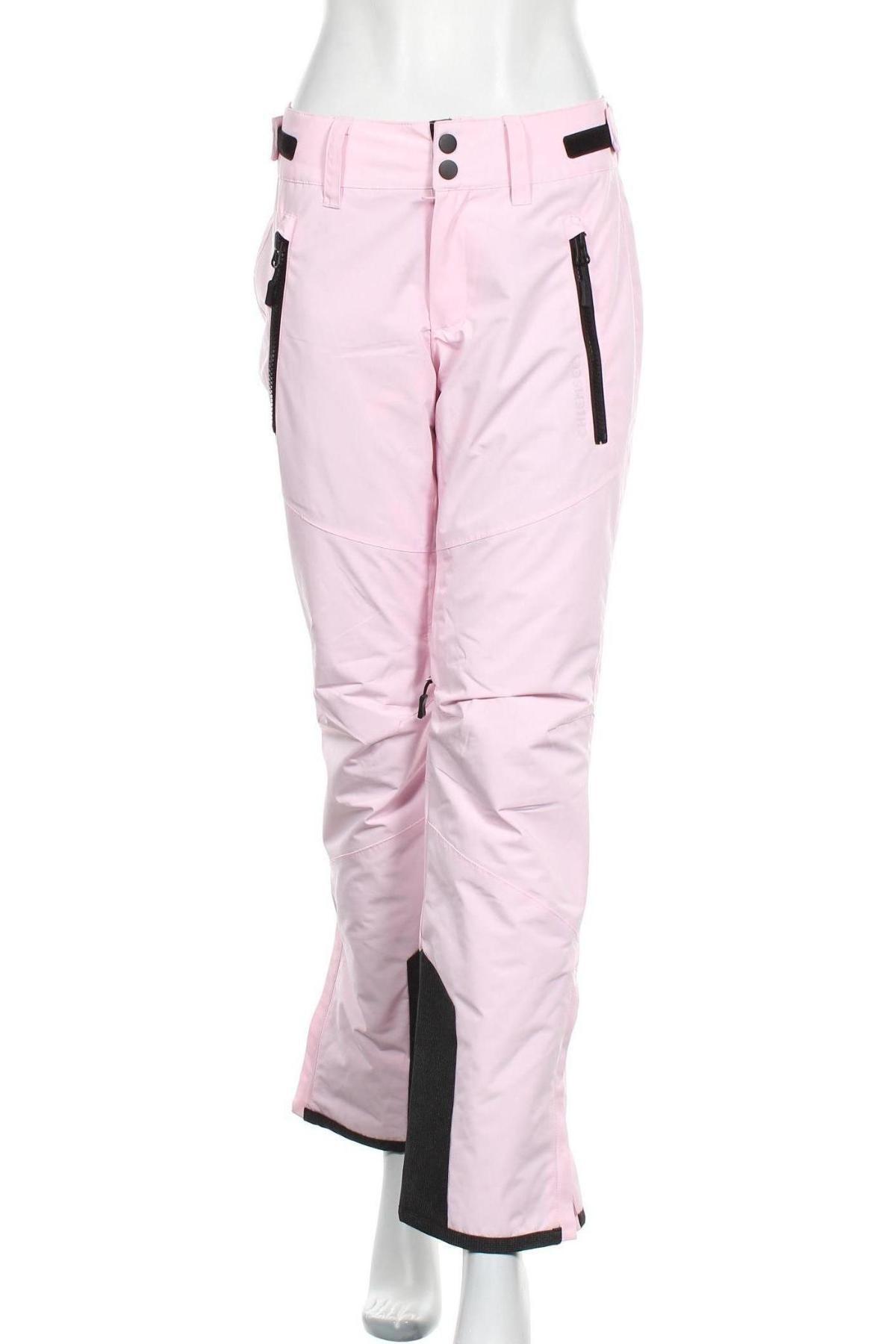 Дамски панталон за зимни спортове Chiemsee, Размер M, Цвят Розов, Полиестер, Цена 98,55лв.