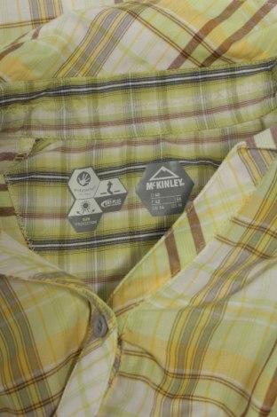 Γυναικείο πουκάμισο Mc Kinley, Μέγεθος M, Χρώμα Πολύχρωμο, 65% πολυεστέρας, 35% βαμβάκι, Τιμή 11,75€