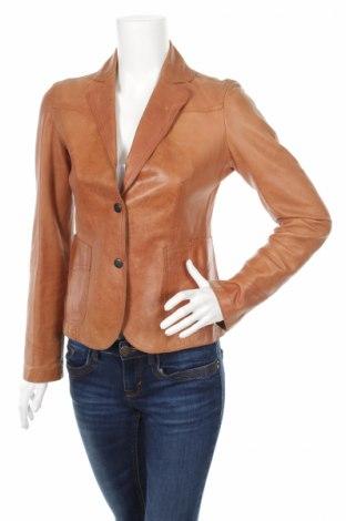 Дамско кожено сако Armani Jeans