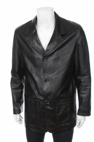 Palton de piele pentru bărbați Giorgio