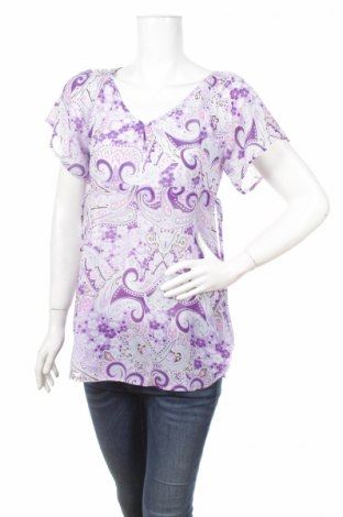 Дамска блуза Casa Blanca, Размер XS, Цвят Лилав, 100% полиестер, Цена 4,50лв.