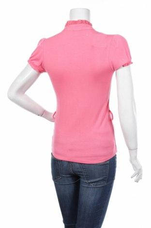 Γυναικείο πουκάμισο, Μέγεθος S, Χρώμα Ρόζ , 95% βισκόζη, 5% ελαστάνη, Τιμή 9,28€
