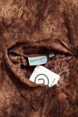 Γυναικείο πουκάμισο Fashion Street