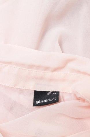 Γυναικείο πουκάμισο Gina Tricot, Μέγεθος S, Χρώμα Ρόζ , Τιμή 12,37€