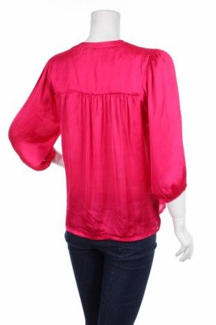 Γυναικείο πουκάμισο H&M, Μέγεθος M, Χρώμα Ρόζ , 100% πολυεστέρας, Τιμή 16,70€