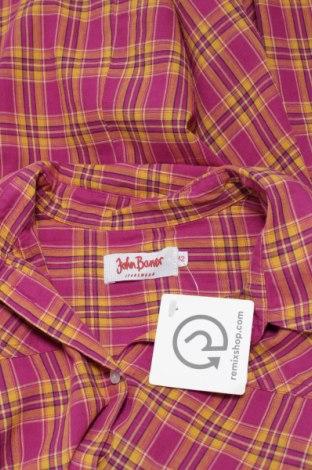 Γυναικείο πουκάμισο John Baner, Μέγεθος L, Χρώμα Πολύχρωμο, Βαμβάκι, Τιμή 17,32€
