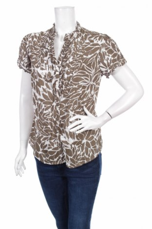Γυναικείο πουκάμισο Mark Adam, Μέγεθος L, Χρώμα Πράσινο, Τιμή 12,37€