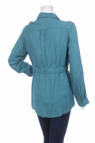 Γυναικείο πουκάμισο Outfit, Μέγεθος M, Χρώμα Πράσινο, 50% βαμβάκι, 50% βισκόζη, Τιμή 22,68€