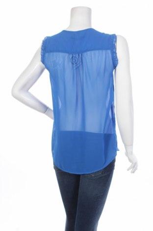 Γυναικείο πουκάμισο Zara Trafaluc, Μέγεθος M, Χρώμα Μπλέ, Πολυεστέρας, Τιμή 14,23€