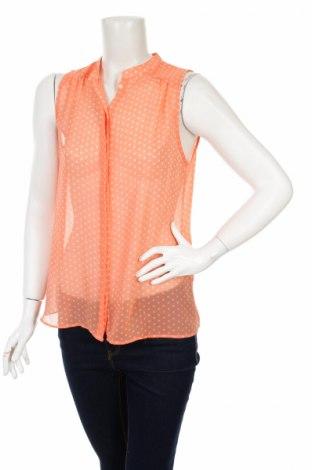 Γυναικείο πουκάμισο Zara Trafaluc, Μέγεθος M, Χρώμα Πορτοκαλί, Τιμή 11,86€
