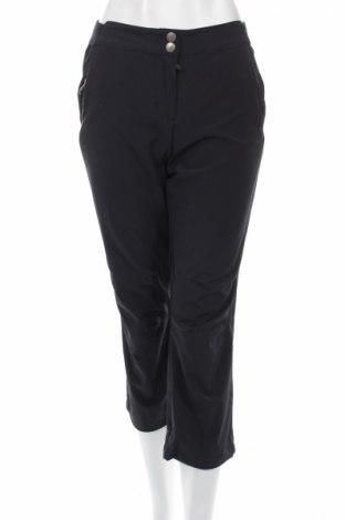 Дамски панталон Active, Размер M, Цвят Черен, 92% полиестер, 8% еластан, Цена 4,90лв.