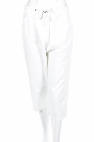 Дамски панталон Anthology, Размер L, Цвят Бял, 100% памук, Цена 16,10лв.