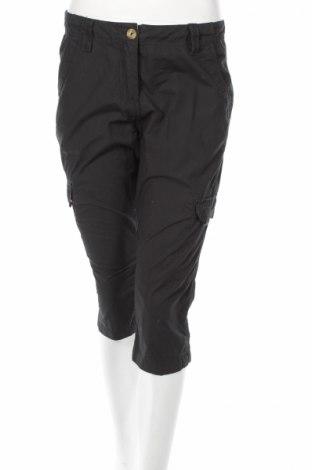 Дамски панталон Etirel, Размер S, Цвят Черен, Памук, Цена 4,83лв.